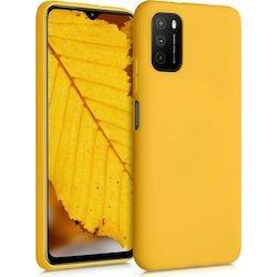Xiaomi Pocofone M3/Redmi 9T Silicone Case Dexo Yellow