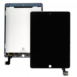 IPad Air 2 Lcd+TouchScreen Black Service Pack