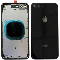 IPhone 8 Plus Back Housing Black