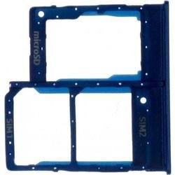 Samsung Galaxy A20e A202 Sim Tray Blue