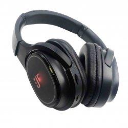 MBaccess Tune 73 Wireless Bluetooth Headphones Black
