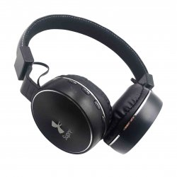 MBaccess UA47 Wireless Bluetooth Headphones Black