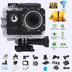 MBaccess Wi-Fi 4K Waterproof Sports Action Camera