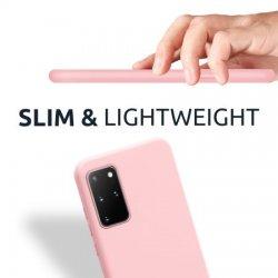 Samsung Galaxy A72 A725 Silicone Case Super Slim Pink