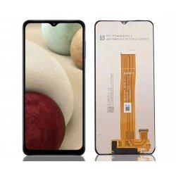 Samsung Galaxy A12 A125 Lcd+TouchScreen Black