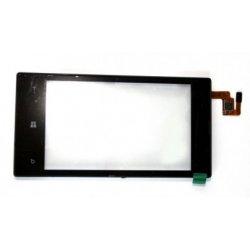 Nokia Lumia 520 Touch Screen With Frame