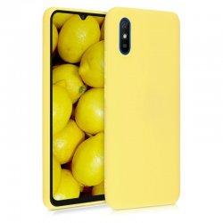 Xiaomi Redmi 9A/9AT Silicone Case Yellow