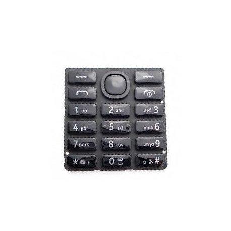 Nokia 206 Keyboard Black