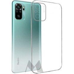 Xiaomi Redmi Note 10 Silicone Case Full Camera Protection Transperant