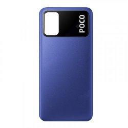 Xiaomi Pocofone M3 Battery Cover Blue Service Pack