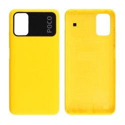 Xiaomi Pocofone M3 Battery Cover Yellow Service Pack