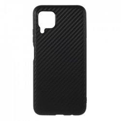 Huawei P40 Lite Back Case Carbon Black