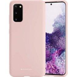 Huawei P40 Back Case Soft Feeling Mercury Pink Sand