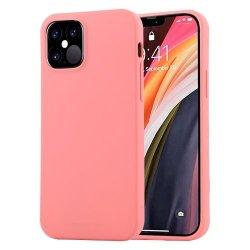 IPhone 12 Pro Max Back Case Soft Feeling Mercury Pink