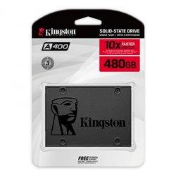 "Kingston SSD Disc A400 480GB Sata III 2.5"""