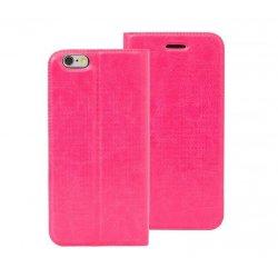 Samsung Galaxy S8 G950 Magnet Book Case Luxus Dallas Pink