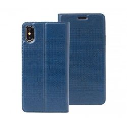Samsung Galaxy S8 Plus G985 Magnet Book Case Luxus Dallas Blue