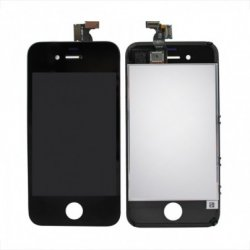 IPHONE 4G LCD +TOUCH SCREEN BLACK AAA