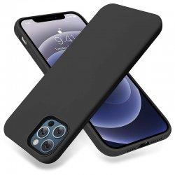 IPhone 13 Pro Max Silicone Case Black