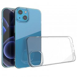IPhone 13 Silicone Case Transperant