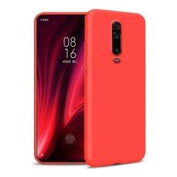 Xiaomi Mi 9T/K20 Silicone Case Red