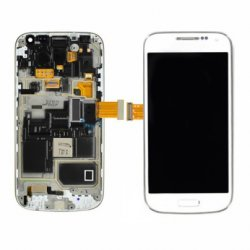Samsung i9195 Front+Lcd+Touch Screen white ORIGINAL
