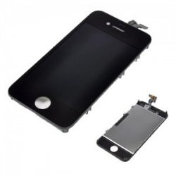 IPHONE 4S LCD +TOUCH SCREEN BLACK AAA