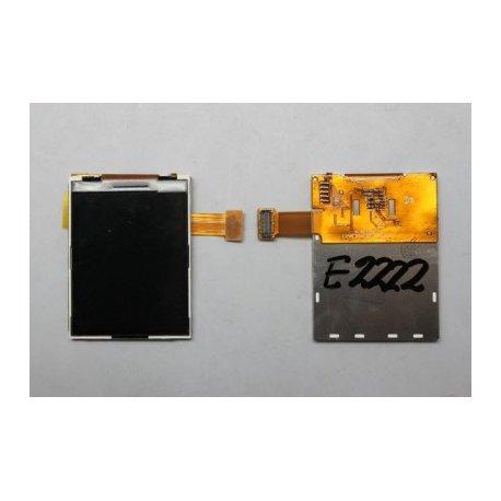 Samsung E2222 / E2222i / E2220 Ch@T222 Lcd