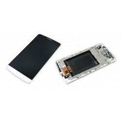 LG G3 D855 LCD + Touch Screen + frame WHITE