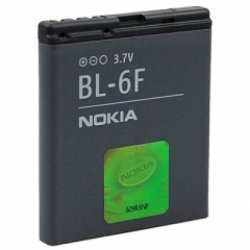 Nokia N95 8GB Battery Original BL-6F