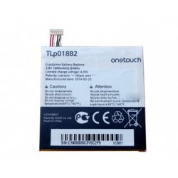 Alcatel OT6030/6030D/6030X Battery TLp018B2