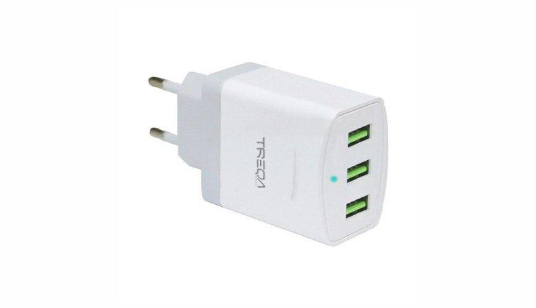treqa-ch-623-charger-3xusb-31a-white