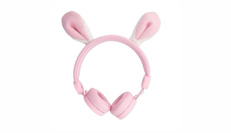 forever-amh-100-bunny-wired-headphones
